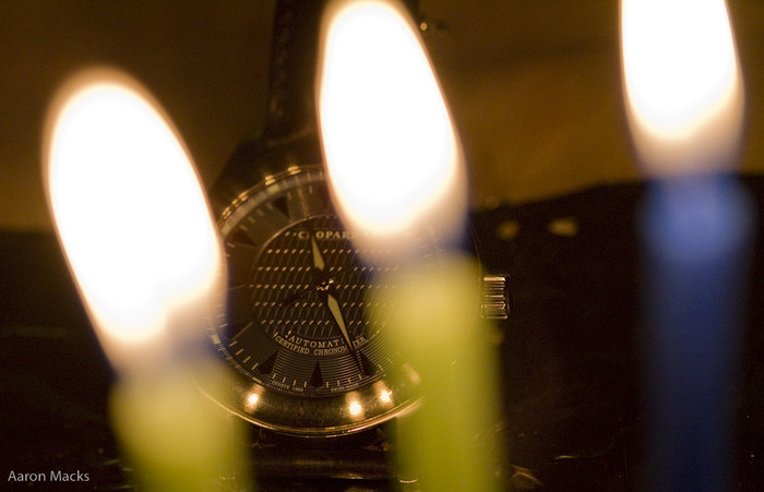 Chopard and Candles.jpg