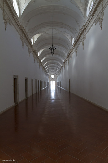 Cassino-Montecassino-Long view of the Long Hall0204.jpg
